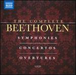 The Complete Beethoven: Symphonies; Concertos; Overtures