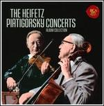 The Heifetz / Piatigorsky Concerts: Album Collection