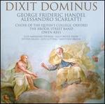 Handel, Scarlatti: Dixit Dominus