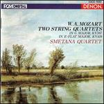 Mozart: String Quartets Nos. 14 & 16