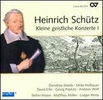 Heinrich Schntz: Complete Recording, Vol. 7: Kleine geistliche Konzerte 1