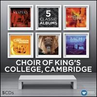 Choir of King's College Cambridge: 5 Classic Albums -