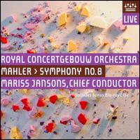 Mahler: Symphony No. 8 [Hybrid SACD & Bluray] - Camilla Nylund (soprano); Christine Brewer (soprano); Mar�a Espada (soprano); Mihoko Fujimura (alto); National Boys Choir;...