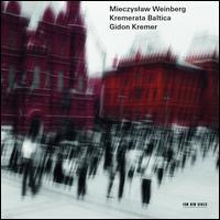Mieczyslaw Weinberg - Danielis Rubinas (double bass); Daniil Grishin (viola); Daniil Trifonov (piano); Gidon Kremer (violin);...