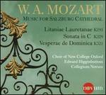 Music for Salzburg Cathedral