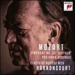"Mozart: Symphony No. 36 ""Haffner""; Posthorn Serenade"