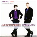 Sibelius, AdFs: Violin Concertos