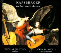 Kapsberger: Labirinto d'Amore -