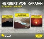 Herbert von Karajan: 3 Classic Albums - Sibelius, Grieg, Nielsen