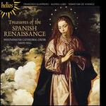 Treasures of the Spanish Renaissance [Westminster Cathedral Choir, David Hill ] [Hyperion: Cdh55430]
