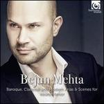 Baroque, Classical and Modern Arias & Scenes for Countertenor