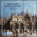 Castello: Sonate 1629 [Musica Fiata, Ronald Wilson] [Cpo: 555011-2]