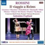 Rossini: Il Viaggio a Reims [Laura Giordano; Marianna Pizzolato; Sofia Mchedlishvili Antonino Fogliani] [Naxos: 8660382-84]