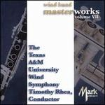 Wind Band Masterworks, Vol. 7