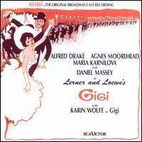 Gigi [Original Cast] - Original Cast Recording