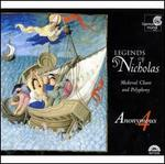 Legends of St. Nicholas: Medieval Chant & Polyphony