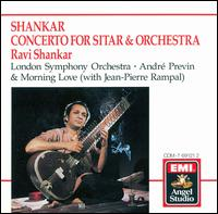 Concerto for Sitar & Orchestra [Bonus Track] - Ravi Shankar & Andre Previn