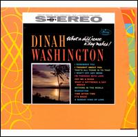 What a Diff'rence a Day Makes! - Dinah Washington