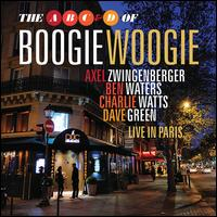 Live in Paris - A, B, C & D of Boogie Woogie
