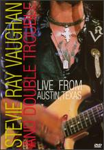 Live from Austin, Texas: Stevie Ray Vaughan and Double Trouble - Gary Menotti