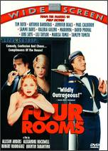 Four Rooms - Alexandre Rockwell; Allison Anders; Quentin Tarantino; Robert Rodriguez