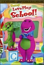 Barney-Let's Play School