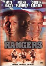 Rangers-for Honor. for Country. for Justice