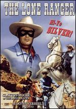 The Lone Ranger-3 Episodes [Slim Case]