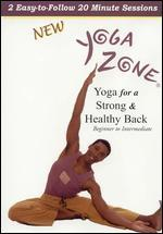Yoga Zone: Yoga For a Strong and Healthy Back for Beginners