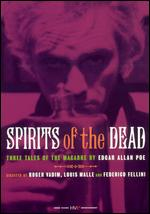Spirits of the Dead - Federico Fellini; Louis Malle; Roger Vadim