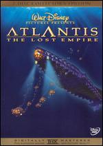 Atlantis: The Lost Empire [Collector's Edition] [2 Discs]
