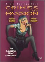 Crimes of Passion [Vhs]