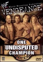 Wwf Vengeance 2001: One Undisputed Champion