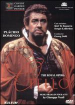 Verdi-Otello / Solti, Domingo, Te Kanawa, Royal Opera Covent Garden