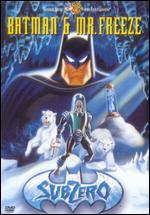 Batman & Mr. Freeze-Subzero