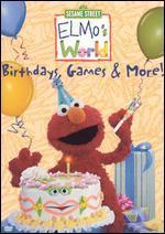 Sesame Street: Elmo's World - Birthdays, Games and More