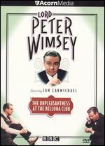 Lord Peter Wimsey-the Unpleasantness at the Bellona Club