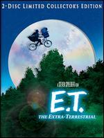 E.T. : the Extra-Terrestrial (Two-Disc Widescreen Limited Collector's Edition)