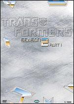 The Transformers: Season 2-Part 1 [4 Discs]