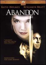 Abandon (Dvd, 2003, Widescreen) (Dvd, 2003)