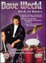 Dave Weckl--Back to Basics: an Encyclopedia of Drumming Techniques (Dvd)