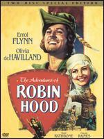 The Adventures of Robin Hood [2 Discs]