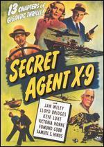 Secret Agent X-9 (1945 Version)