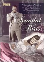 A Scandal in Paris - Douglas Sirk