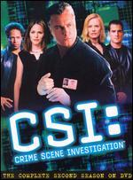 CSI: Crime Scene Investigation - The Complete Second Season [6 Discs]