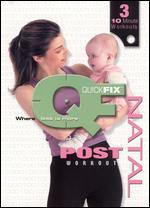 Quick Fix: Post Natal Workout