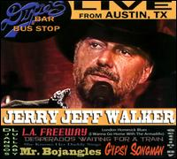 Live from Dixie's Bar & Bus Stop - Jerry Jeff Walker