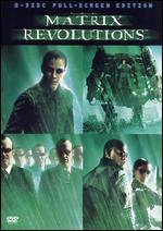 The Matrix Revolutions [P&S] [2 Discs]