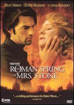 The Roman Spring of Mrs. Stone - Robert Allan Ackerman