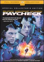 Paycheck (Full Screen Edition) [Dvd]